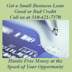 quick small business loan  good or bad credit los angeles
